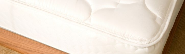 Picture of a mattress.