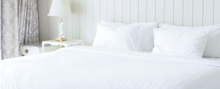 Whitened Sheets