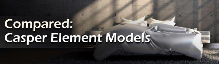 Casper Element Mattress Reviews Featured Image.