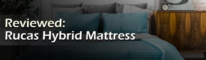 Rucas Mattress Review Featured Image.