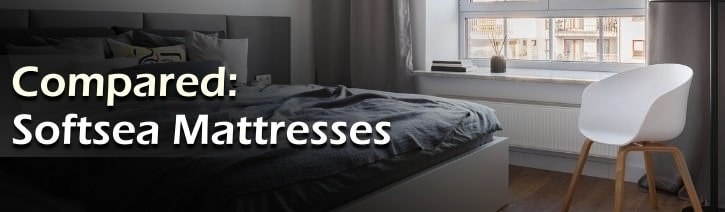 Softsea Mattress Reviews Featured Image.