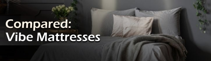 Vibe Mattress Reviews Featured Image.