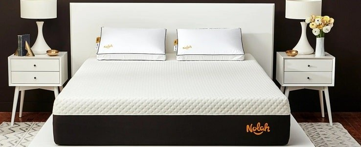 The Nolah Signature 12 Inch Mattress.
