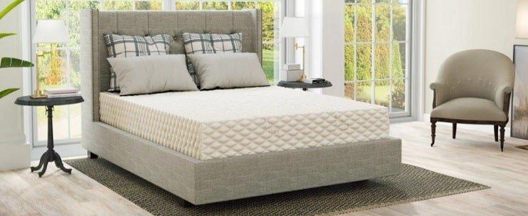 Natural Bliss Mattress the Best Soft Mattress for Side Sleepers.