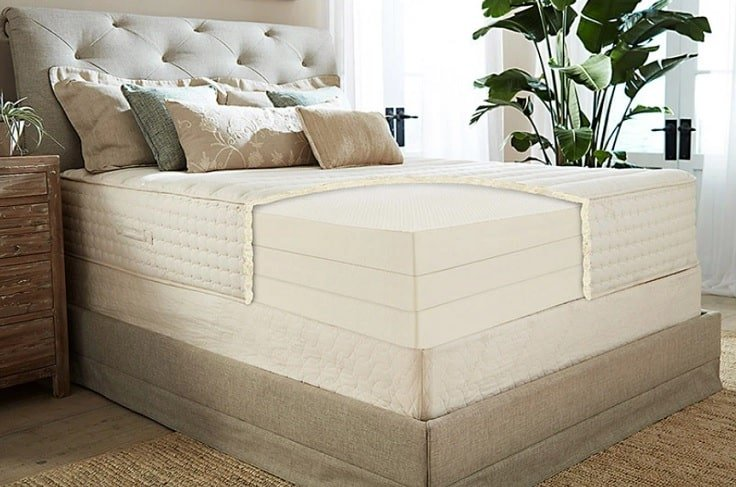 The Botanical Bliss Mattress From PlushBeds.