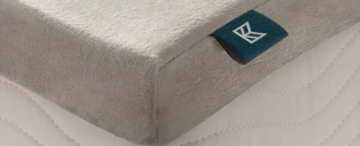 The Keetsa Basic Comfort Layer Mattress Topper.