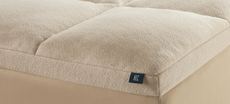The Keetsa Luxurious Comfort Layer Mattress Topper.