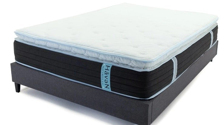 Haven Lux Hybrid Chiropractic Mattress