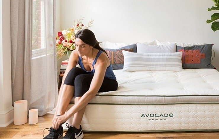 The Avocado Vegan Mattress.