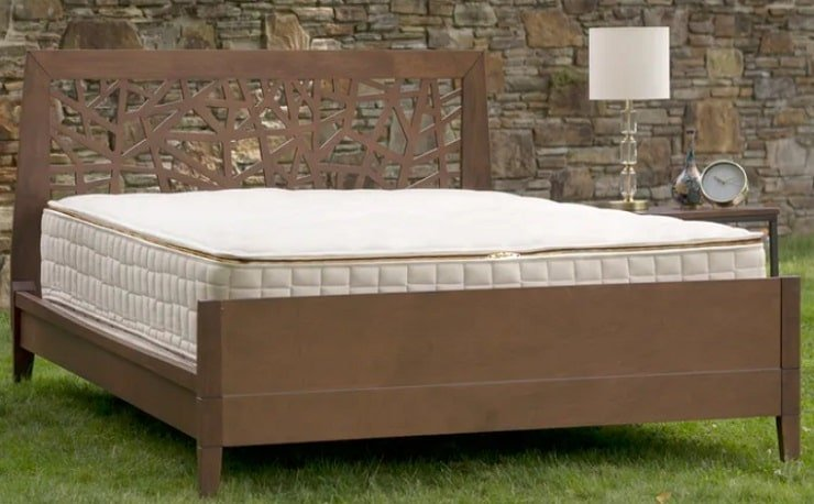 The Naturepedic EOS Trilux Organic Mattress.