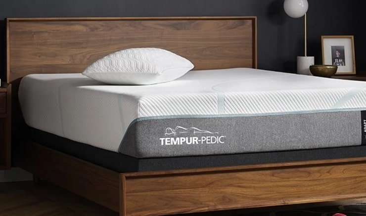The Tempur Adapt Mattress.