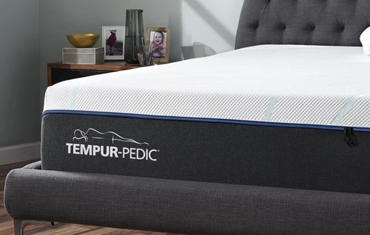 The Tempur LuxeAdapt