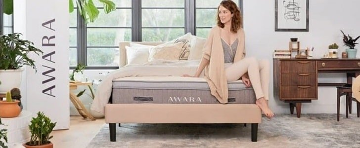 The Awara Mattress for Restless Sleepers.