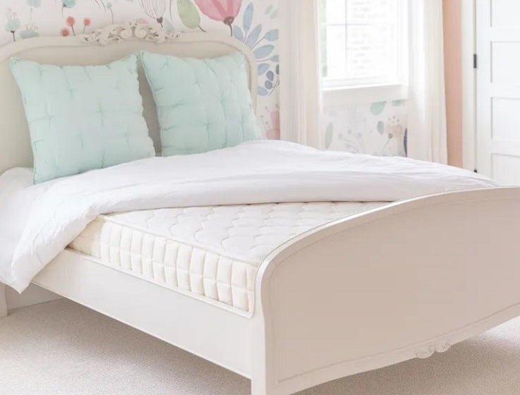 The Naturepedic Verse Kids Mattress