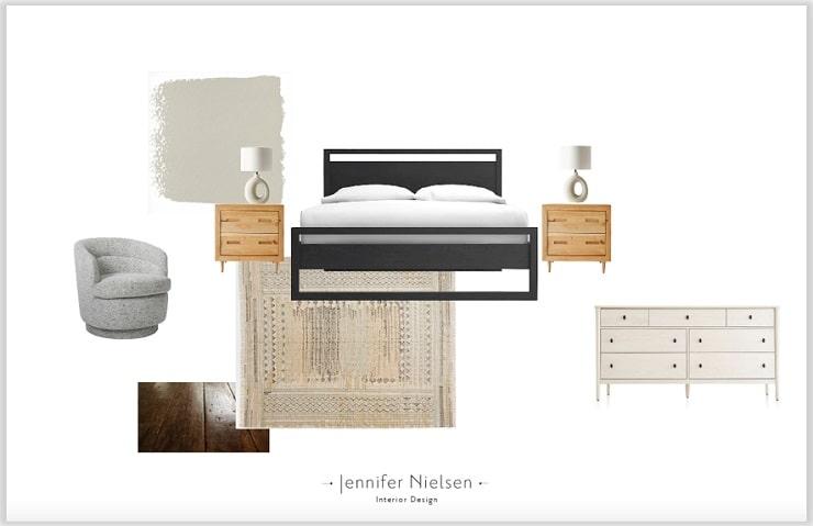 Bedroom Furniture Design Concept