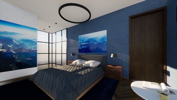 Color Scheme For Master Bedroom With Ensuite