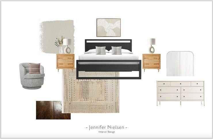Final Bedroom Furniture Design Concept