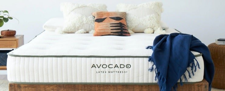 Avocado Latex Mattress