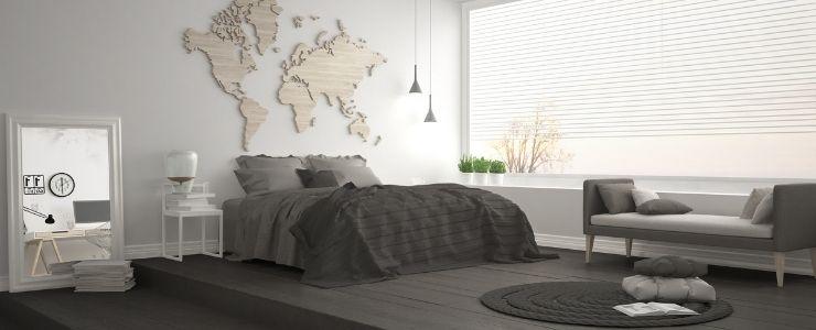 Cookie Milkshake Colors for Minimalist Bedroom Decor