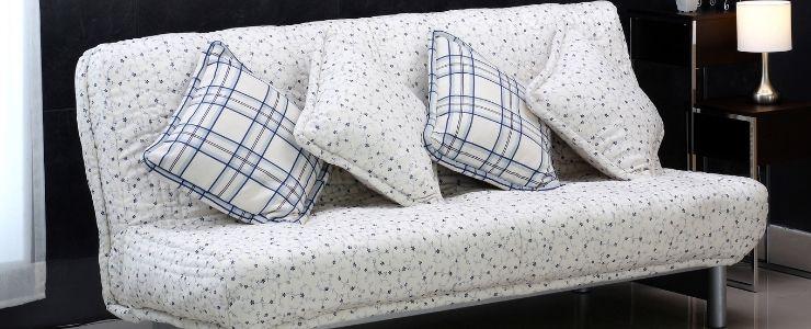 Futon Bed.