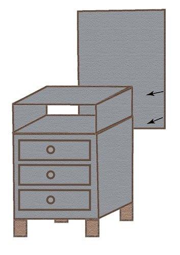 Add a Tall Back Panel