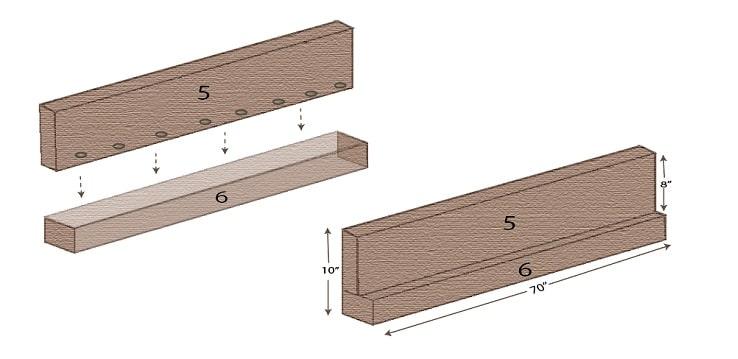 Adjustable Bed Side Rails