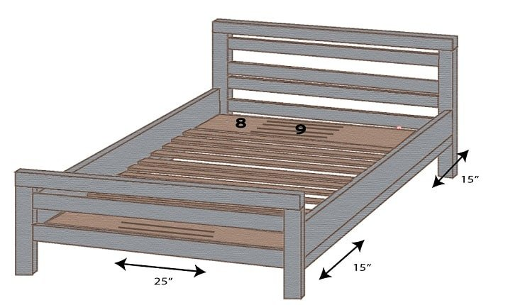 Adjustable Slats