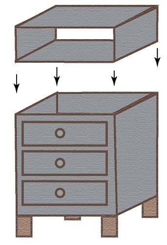 Attach an Top Additional Frame