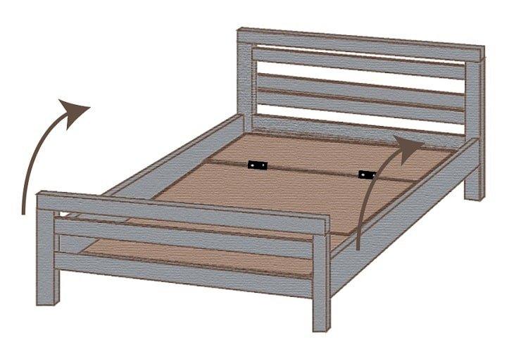 Final Adjustable Bed Frame