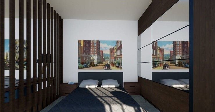 Artwork for Airbnb Bedroom Apartment