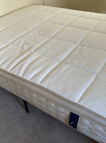Fully Expanded DreamCloud Mattress