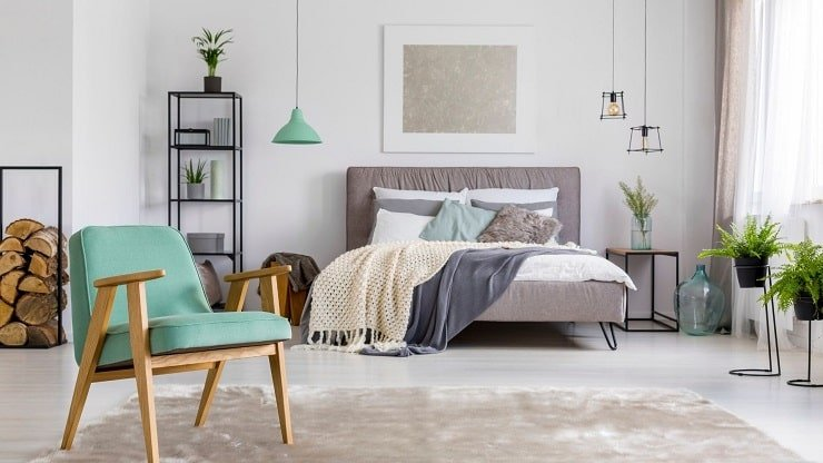 Improvised Indie Bedroom