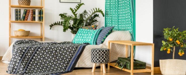 Indie Bedroom Design
