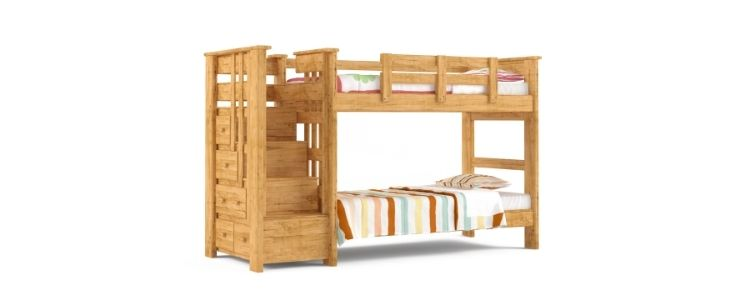 Loft Bed With Steps