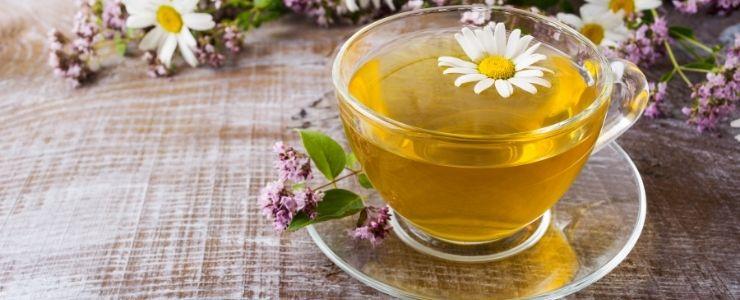 Chamomile Tea.